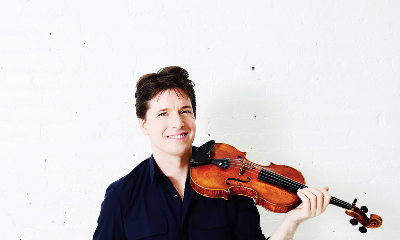 Here's your chance to see superstar Joshua Bell with the Atlanta Symphony Orchestra. (Shervin Lainez)