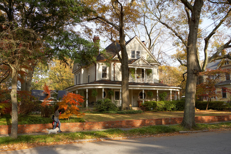 Atlanta Inman Park Victorian Home