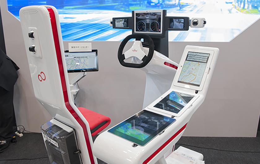 """メインビジュアル : """"Vehicle ICT"""" 注目のデモンストレーション"""