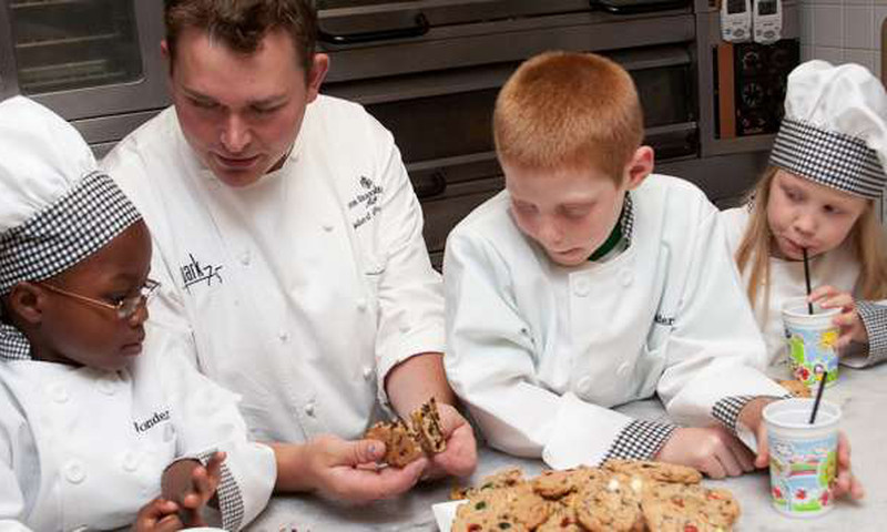 The Four Seasons Atlanta offers a variety of special activities for children.
