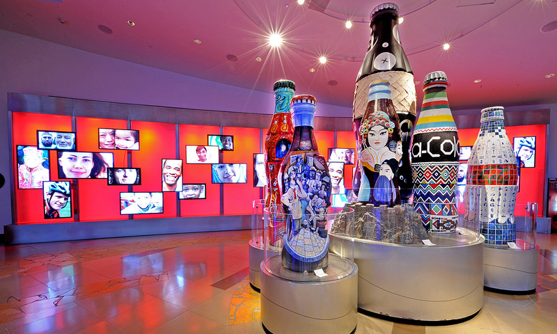 Get a taste of Coca-Cola from around the world.