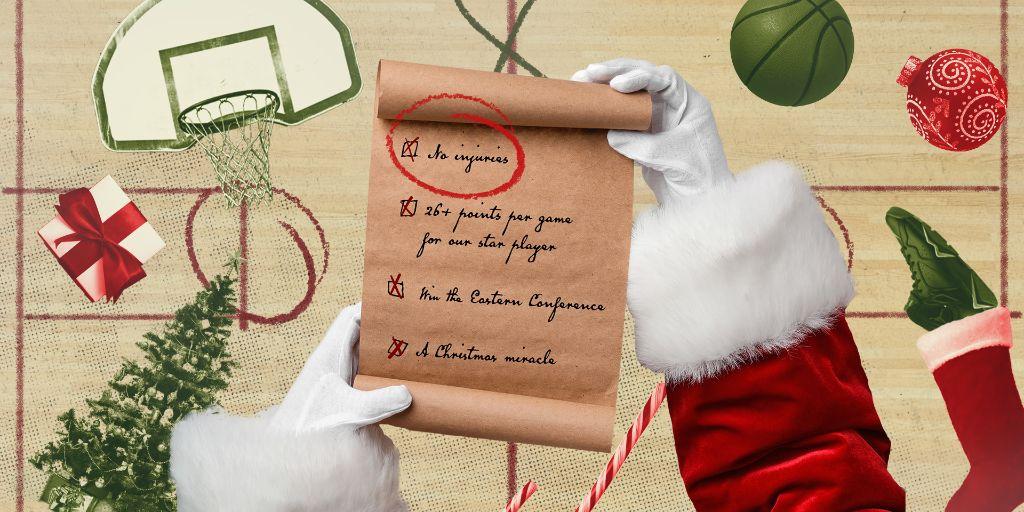 The NBA's Christmas Wish List