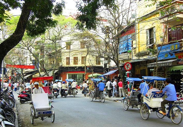 メインビジュアル : 農業、防災・・・新たなICT活用で、ベトナムの未来をともに築く