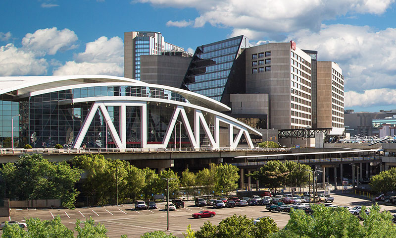 State Farm Arena  - Live Music Spot in Atlanta GA