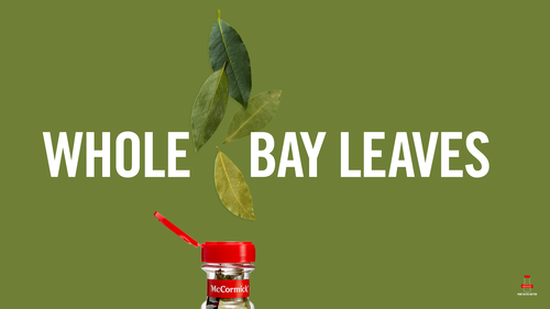 Flavor Story: Whole Bay Leaves