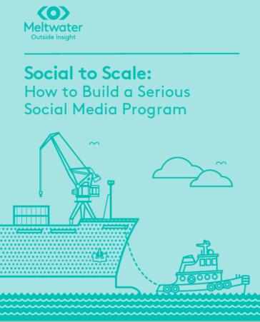 Social to Scale Building a Social Media Program