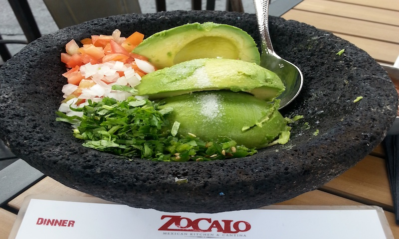 Zocalo's Midtown patio is a lovely way to spend a warm evening.