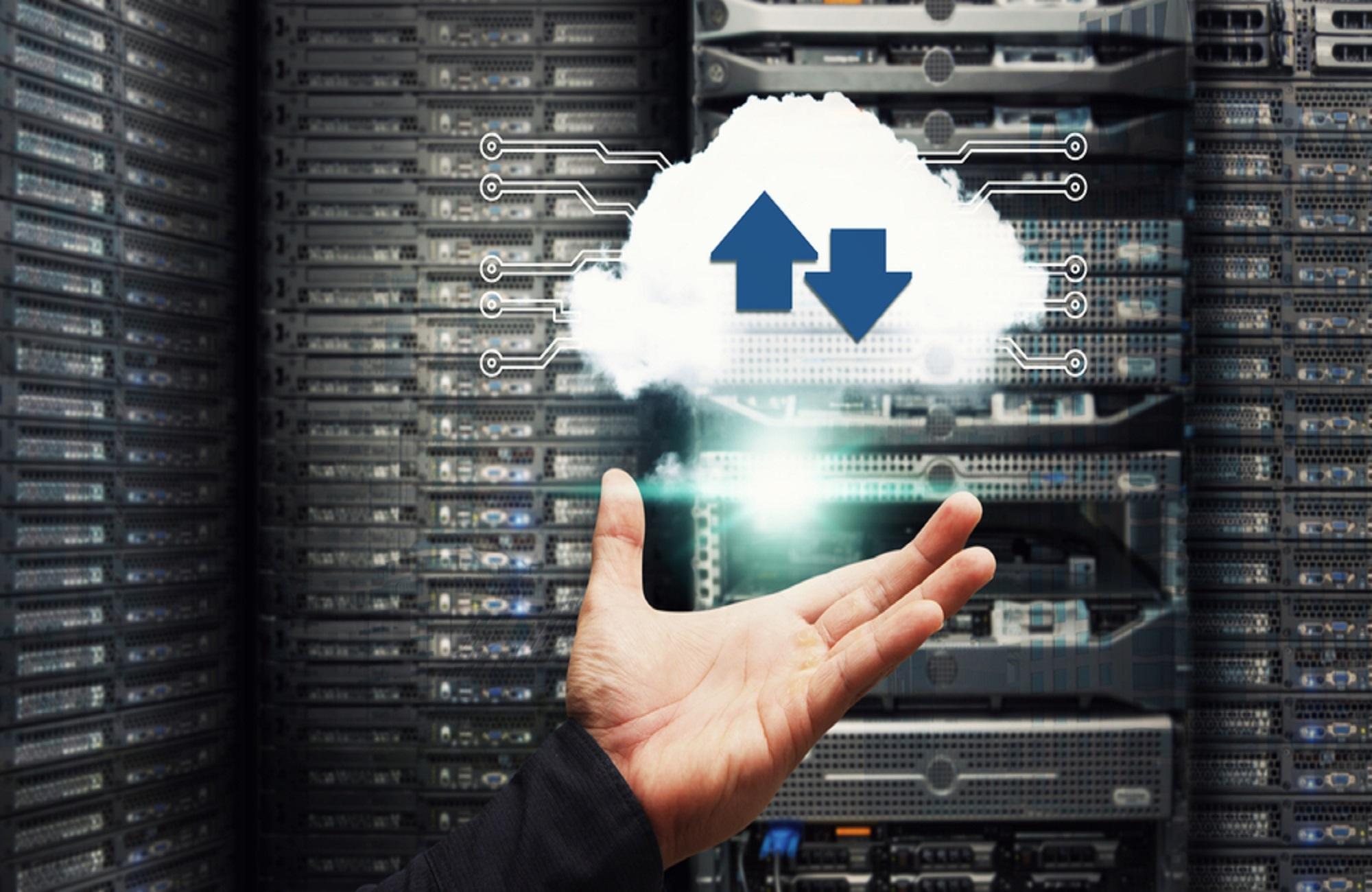 Main visual : The false dichotomy of cloud and mainframes