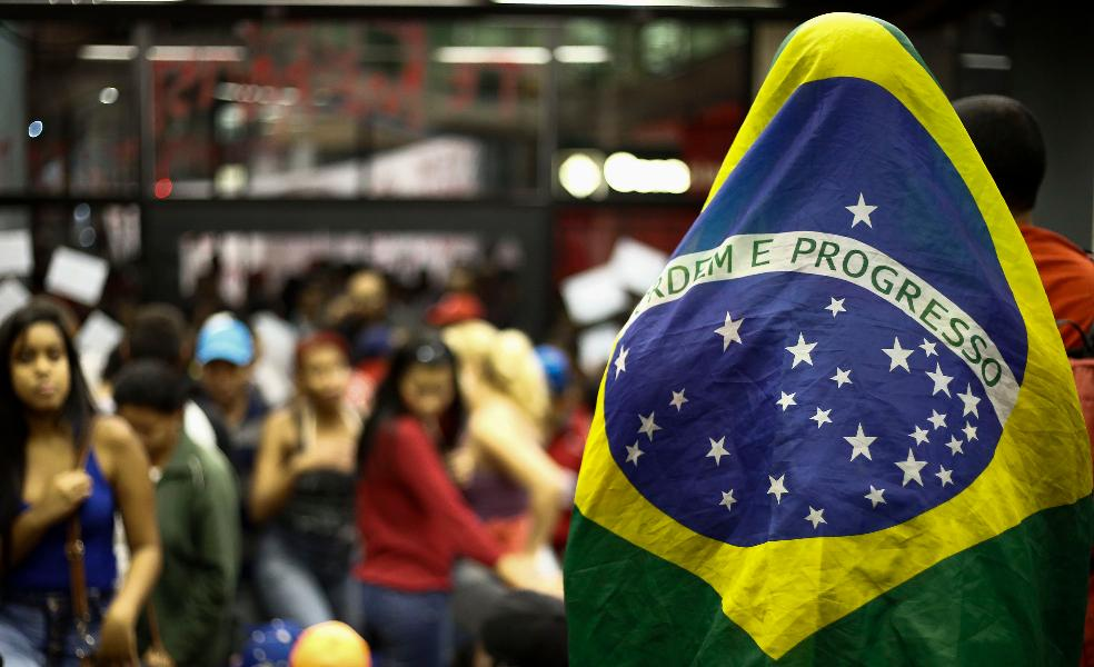 Political Risk Outlook: Will Brazil's Economy Get Back On Track In 2016?