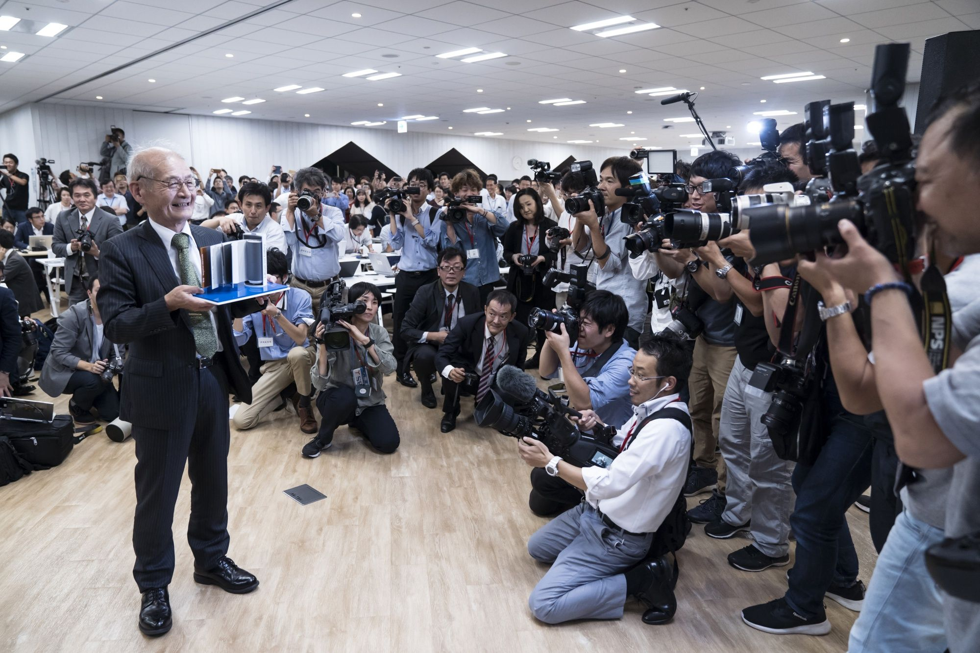Masumi Suga, ©2019 Bloomberg L.P.
