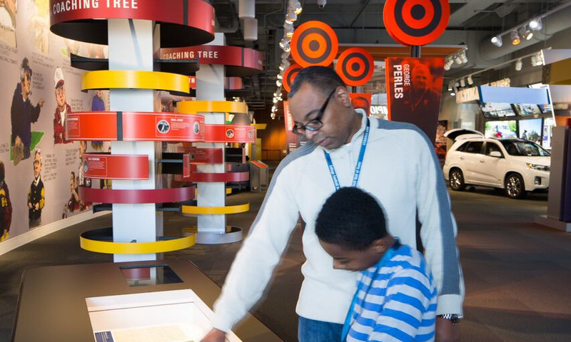 It's never too late to learn more about college football, especially at the College Football Hall of Fame and Chick-fil-A Fan Experience.