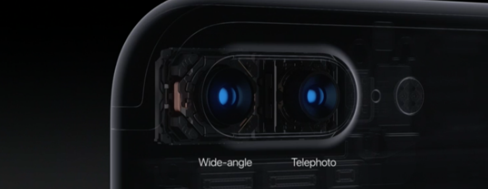 Here's how the iPhone 7 cameras work