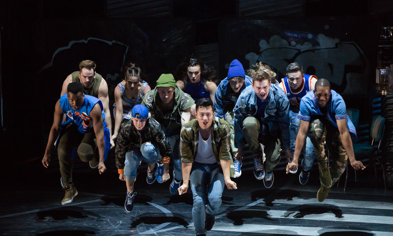"""You can't see it too often: Atlanta Opera presents """"West Side Story."""" (Lynn Lane)"""