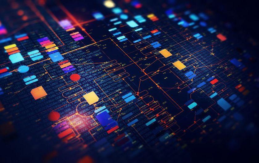 メインビジュアル : ブロックチェーンで築く安全で効率的なネット社会