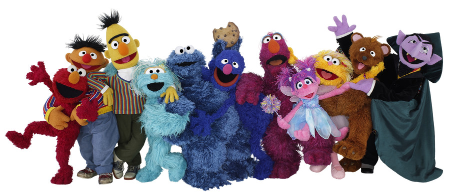 Five Timeless Lessons from Sesame Street