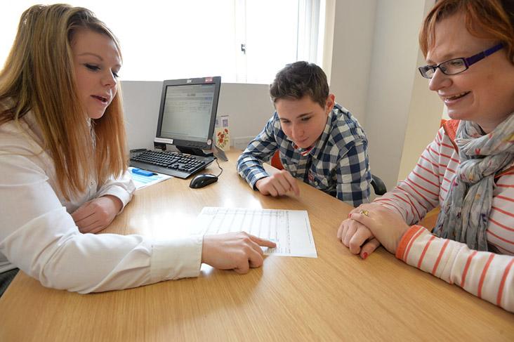 Meeting a Motability Scheme specialist