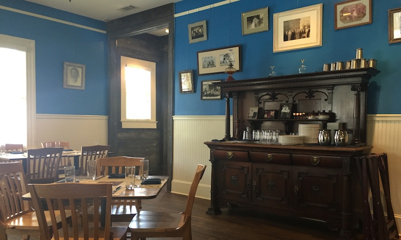 Decatur's Revival features elegant Southern decor to match its Southern cuisine