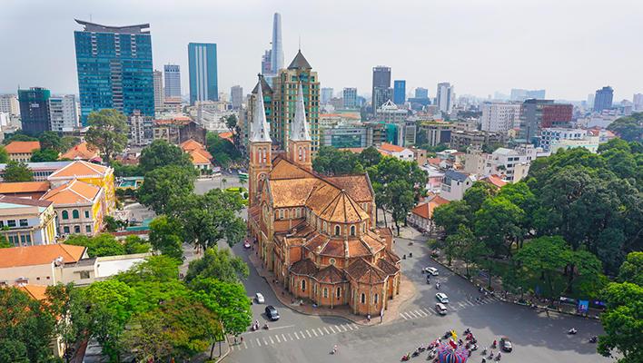 メインビジュアル : ベトナム経済の発展と社会課題の解決のためにICTが果たす重要な役割とは?