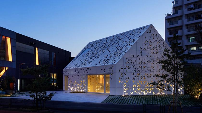 メインビジュアル : モビリティと暮らしの融合 デジタルが生み出す「生命が宿る建築」とは