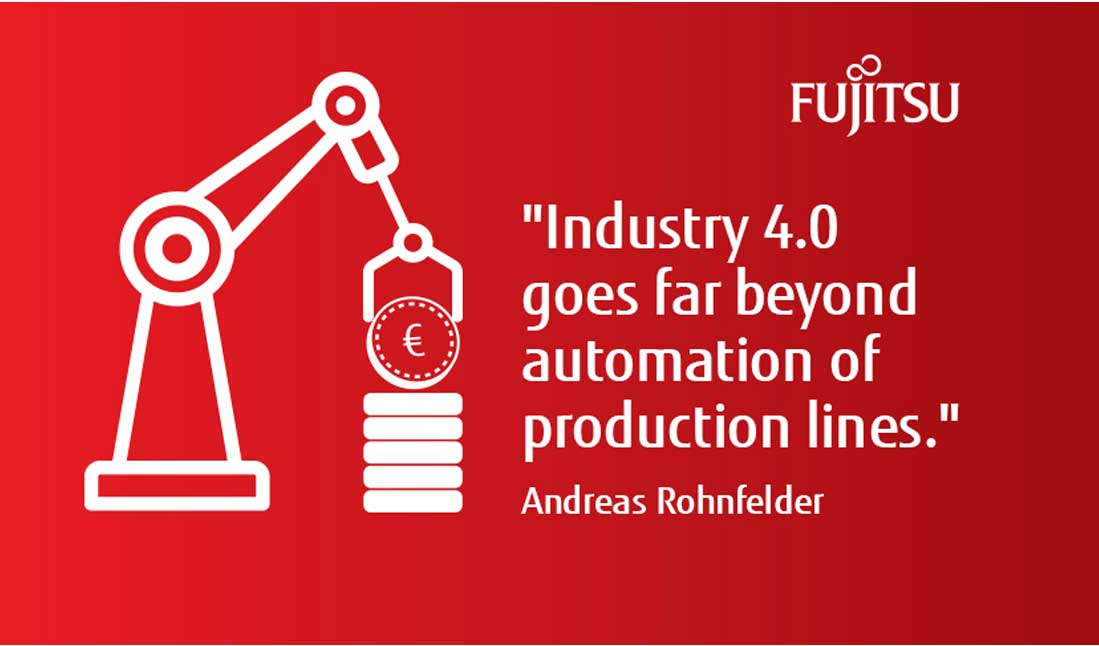 Main visual : Industry 4.0: Revolution or Evolution?