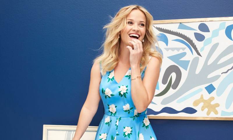 Find Reese Witherspoon's Draper James at the outdoor Shops Around Lenox.