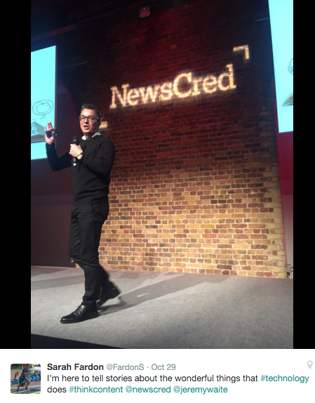 Takeaways From Our London #ThinkContent Summit