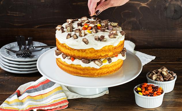 Sweet Tooth Cake Recipe